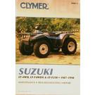 CM483 - 88-97 Suzuki LTF250/LT4WD/LT4WDX Repair & Maintenance manual.