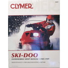 CS829 - 85-89 Ski-Doo Snowmobile Shop Manual