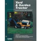 Yard & Garden Tractor Service Manual - Single Cylinder Models (Volume 1)
