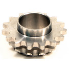 HI1535-W2 - # 10: 15 tooth, #35 replacement sprocket for Hilliard BLAZE Clutches