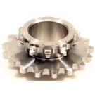HI1735-W2 - # 10: 17 tooth, #35 replacement sprocket for Hilliard BLAZE Clutches