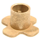 """HI34B-W2 - # 7: 3/4"""" Hilliard Replacement Clutch Bushing (Short) without snap ring"""