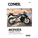 CM220 - 03-06 Honda CBR600RR Repair & Maintenance manual