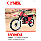 CM317 - 73-80 Honda Elsinores 125-200cc Repair & Maintenance manual