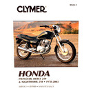 CM324 - 78-03 Honda Twinstar, Rebel 250, Nighthawk 250 Repair & Maintenance manual