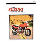 CM338 - 95-00 Suzuki Bandit 600 GSF600, GSF600S Repair & Maintenance manual
