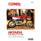 CM339 - 79-90 Honda XL500-600, XR500-600 Repair & Maintenance manual