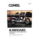 CM354 - 95-05 Kawasaki Vulcan 800, 800 Classic Repair & Maintenance manual