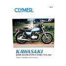 CM355 - 74-95 Kawasaki KZ400, KZ440, KZZ440, EN450, & EN500 Repair & Maintenance manual