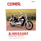 CM357 - 87-99 Kawasaki Vulcan 1500 Repair & Maintenance manual