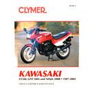 CM360 - 87-02 Kawasaki EX500, GPZ 500S, and Ninja 500R Repair & Maintenance manual