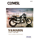 CM375 - 85-03 Yamaha V-Max Repair & Maintenance manual
