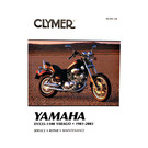 CM395 - 81-03 Yamaha XV535, XV700, XV750, XV920, XV1000, & XV1100 Repair & Maintenance manual