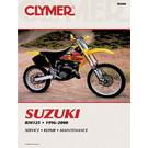 CM400 - 96-00 Suzuki RM125 Repair & Maintenance manual