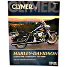 CM422 - 95-98 FLHR, 96-97 FLHR-1, 98 FLHRC-1, 88-93 FLHS, 95-98 FLHT, 84-98 FLHTC Harley Davidson Road King Electra Glide Repair & Maintenance manual