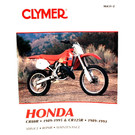 CM431 - 89-95 Honda CR80R & 89-91 CR125R Repair & Maintenance manual