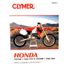 CM432 - 88-91 Honda CR250R & 88-01 CR500R Repair & Maintenance manual