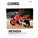 CM434 - 93-99 Honda CBR900RR Fireblade Repair & Maintenance manual