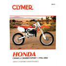 CM435 - 97-02 Honda CR80R & CR80RB Expert Repair & Maintenance manual