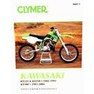 CM447 - 82-91 Kawasaki KX125, KX250 & 83-04 KX500 Repair & Maintenance manual