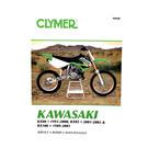 CM448 - 89-03 Kawasaki KX80, KX85, & KX100 Repair & Maintenance manual