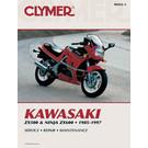 CM452 - 85-97 Kawasaki ZX500 & Ninja ZX600 Repair & Maintenance manual