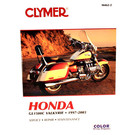 CM462 - 97-03 Honda GL1500C Valkyrie Repair & Maintenance manual