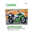 CM469 - 91-98 Kawasaki Ninja ZX-7, ZX-7R, ZX-7RR Repair & Maintenance manual