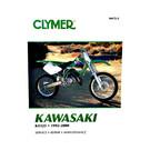 CM472 - 92-00 Kawasaki KX125 Repair & Maintenance manual
