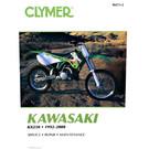 CM473 - 92-00 Kawasaki KX250 Repair & Maintenance manual