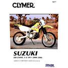 CM477 - 00-06 Suzuki DR-Z400E, DR-Z400S, & DR-Z400SM Repair & Maintenance manual