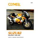CM485 - 96-99 Suzuki GSX-R750 Repair & Maintenance manual