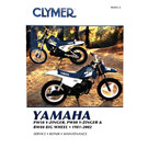 CM492 - 81-02 Yamaha PW50, PW80 Y-Zinger, & BW80 Big Wheel Repair & Maintenance manual