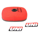 NU-4073ST - Uni-Filter Air Filter. For 84-05 Honda XR200R, 84-85 XR250R.