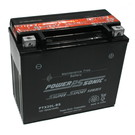 PTX20L-BS - Sealed maintenance free batteries. Acid pack included