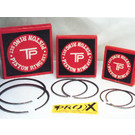 2756CD-atv-H2 - Wiseco Replacement Ring Set: Std Kawasaki KXT 250