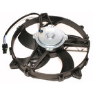 "RFM0006 - Polaris ATV 11"" Cooling Fan Motor Assembly, 03-newer Ranger & Sportsman ATVs"