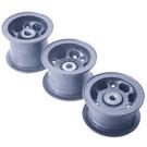 "AZ1064 - 5"" Azusalite Wheel, 3-1/2"" wide, 1"" to 3/4"" Step Live Axle"