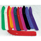 """501-603-82 - Yamaha Ski Skins 3/16"""" Red. (Pair). Fits Yamaha 4-1/2"""" Narrow Ski"""