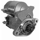 SND0289 - Starter for Kubota Tractors with D905E Diesel Engines. 12 volt, CW rotation, 9 tooth, 1.4kW