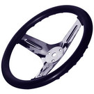 "4-9396 - 12"" Dia. Steering Wheel"