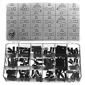 1-22 - Terminals And Connectors Assortment