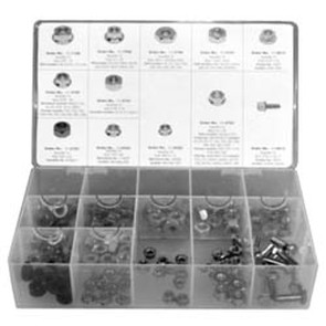 1-8607 - Bar Stud Nut Assortment