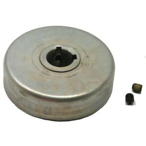 "010962A - Brake Drum W/ Interrnal Hub 4 X 1"""