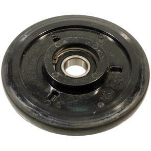 "04-0165-20 - Ski-Doo 6.500"" (165mm) Black Idler Wheel with 6205 series bearing (25mm ID)"