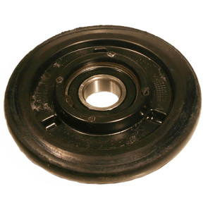 "04-0180-20 - Ski-Doo 7.125"" (180mm) Black Idler Wheel with 6205 series bearing (25mm ID)"