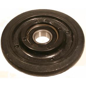 "04-0531-20 - Polaris 5.350"" (135mm) Black Idler Wheel with 6205 series bearing (25mm ID)"