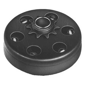 "SS1334 - 13 teeth, #35 Chain, 3/4"" Bore Max Torque Centrifugal Clutch"