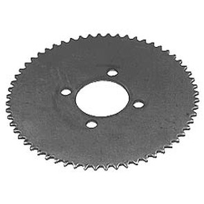 "4-470 - Steel Plate Sprocket C35 72T;8-3/4"" OD"