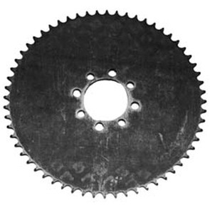 4-8248 - Sprocket, Steel Plate C-41 54T